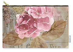 Jardin Rouge II Carry-all Pouch by Mindy Sommers