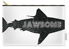 Jawsome Carry-all Pouch by Michelle Calkins