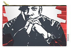Jay Z Graffiti Tribute Carry-all Pouch by Dan Sproul