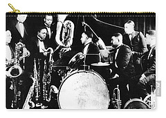 Jazz Musicians, C1925 Carry-all Pouch by Granger