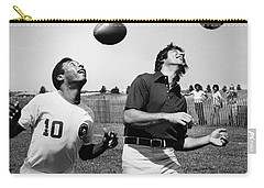 Joe Namath (1943- ) Carry-all Pouch by Granger