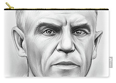 John Heisman Carry-all Pouch by Greg Joens