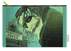 Joker Carry-all Pouch by Scott Murphy