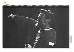 Juan Mata Carry-all Pouch by Semih Yurdabak