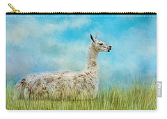 Just Chillin Carry-all Pouch by Jai Johnson