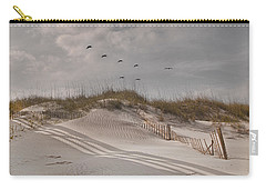 Just For You Outer Banks Nc Carry-all Pouch by Betsy Knapp