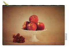 Just Peachy Carry-all Pouch by Tom Mc Nemar