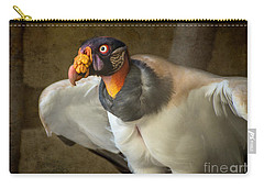 King Vulture Carry-all Pouch by Jamie Pham