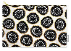 Kiwi Pattern Carry-all Pouch by Elisabeth Fredriksson