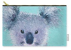 Koala Carry-all Pouch by Jan Matson