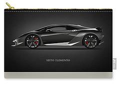 Lamborghini Sesto Elemento Carry-all Pouch by Mark Rogan
