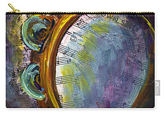 Lay Down Sally Carry-all Pouch by Raette Meredith