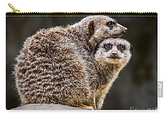 Lean On Me Carry-all Pouch by Jamie Pham