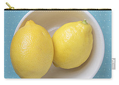 Lemon Pop Carry-all Pouch by Edward Fielding