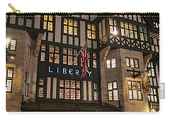 Liberty Of London Out Front Night Carry-all Pouch by Mike Reid