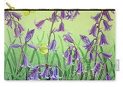 Life Is Everwhere Carry-all Pouch by Pat Scott