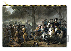 Life Of George Washington - The Soldier Carry-all Pouch by War Is Hell Store