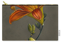 Lily Carry-all Pouch by Louise D'Orleans