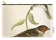 Little Bunting Carry-all Pouch by English School