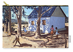 Little White House Karoo South Africa Carry-all Pouch by Andrew Macara