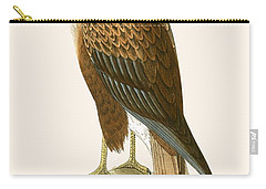 Long Legged Buzzard Carry-all Pouch by English School