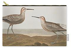 Long-legged Sandpiper Carry-all Pouch by John James Audubon