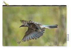 Looking Down Carry-all Pouch by Mike Dawson