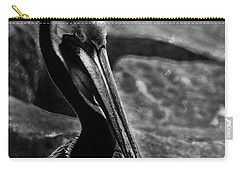 Looking Good B/w Carry-all Pouch by Marvin Spates