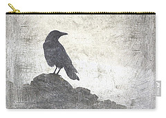 Looking Seaward Carry-all Pouch by Carol Leigh