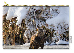 Lookout Above Carry-all Pouch by Mike Dawson
