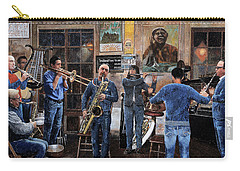L'orchestra Carry-all Pouch by Guido Borelli