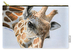 Love From Above Carry-all Pouch by Sarah Batalka