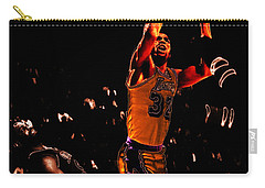 Magic Johnson Lean Back II Carry-all Pouch by Brian Reaves