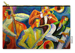 Magic Music Carry-all Pouch by Leon Zernitsky