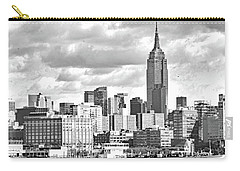 Manhattan Skyline No. 7-2 Carry-all Pouch by Sandy Taylor