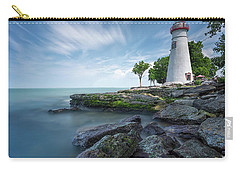 Marblehead Breeze Carry-all Pouch by James Dean