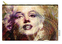 Marilyn Carry-all Pouch by Barbara Berney