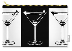 Martini Party Carry-all Pouch by Jon Neidert