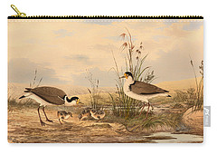 Masked Lapwing Carry-all Pouch by Mountain Dreams
