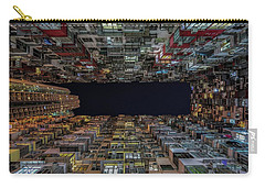 Urban Architecture, Hong Kong Carry-all Pouch by Urbanexpl0rer