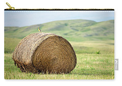 Meadowlark Heaven Carry-all Pouch by Todd Klassy
