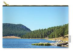 Meadowlark Lake View Carry-all Pouch by Jess Kraft