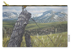 Meadowlark Serenade Carry-all Pouch by Kim Lockman