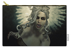 Medusa Carry-all Pouch by Joaquin Abella