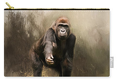 Meet Kwame Carry-all Pouch by Kim Hojnacki