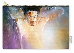 Michael Jackson 09 Carry-all Pouch by Miki De Goodaboom