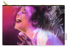 Michael Jackson 11 Carry-all Pouch by Miki De Goodaboom