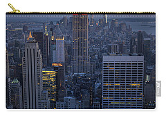Midtown Freedom Carry-all Pouch by Rick Berk