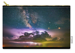 Milky Way Monsoon Carry-all Pouch by Darren White