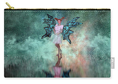 Mirage  Carry-all Pouch by Betsy Knapp